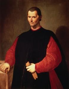 Niccolò Machiavelli (Santi di Tito - XVI century)