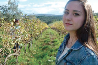 Lauren Scott, Student at Gonzaga in Florence University