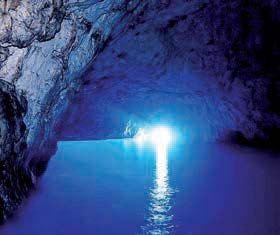 La Grotta Azzurra, Capri