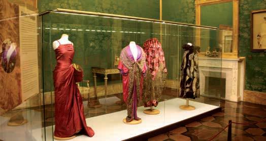 Galleria del Costume, Palazzo Pitti, Firenze