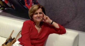 Alessandra Rosa, President of Automobile Club Firenze