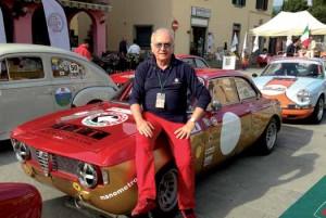 Massimo Ruffilli, Director of Automobile Club Firenze