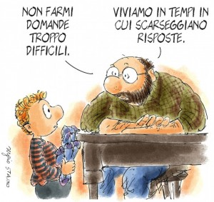 Sergio Staino - risposte