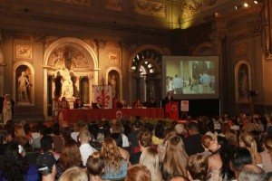 Welcome Day 2014 - Salone dei Cinquecento - Tuscan American Association