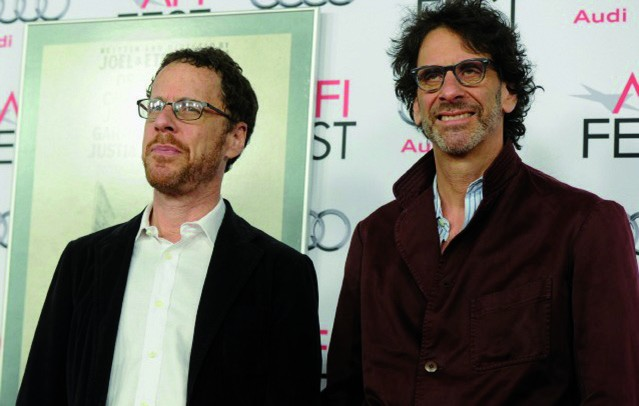 Joel Coen and Ethan Coen, directors, screenwriters and producers