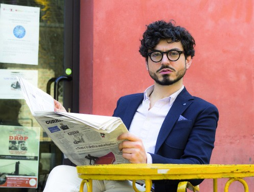 Tommaso Sacchi by Roberto Giulioni Photographer