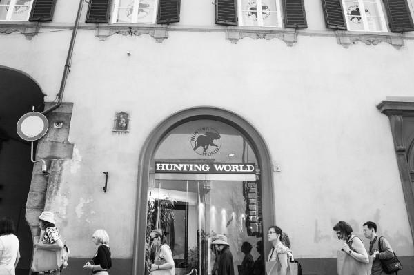 FOTO negozio H W Firenze (1)