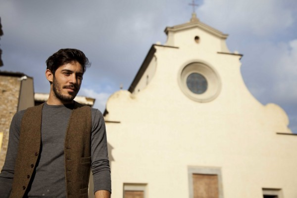 Florence  2013, Cosimo De vita Artisan, a church for the inspiration of the project: Santo Spirito.