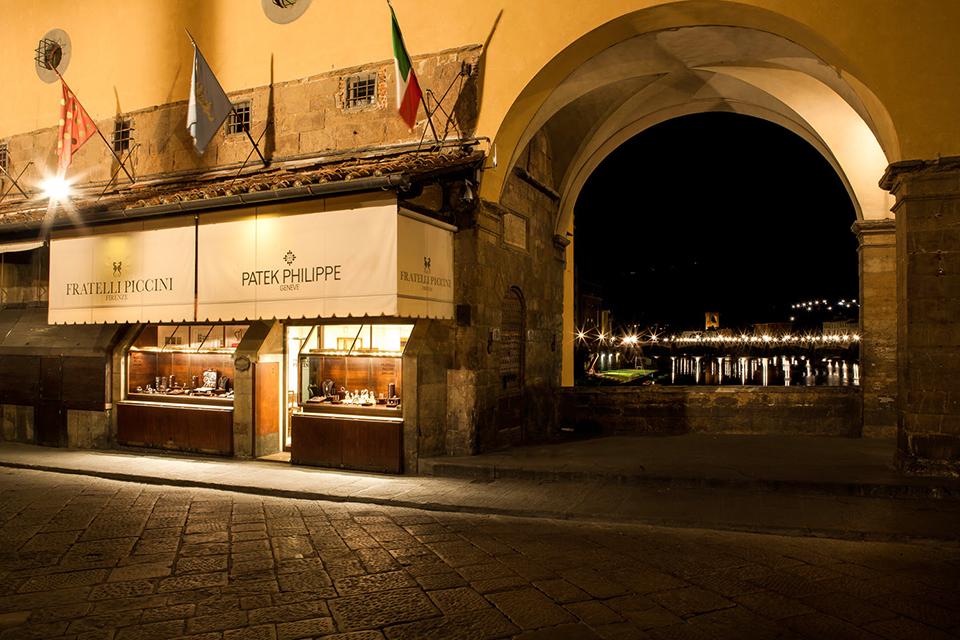 Fratelli Piccini, Ponte Vecchio 21/23 R, Firenze