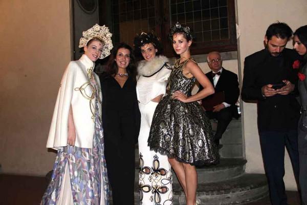 Giulia Attioli, Firenze e il Sistema Copernicano della moda
