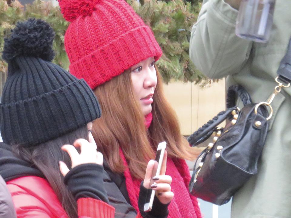 cappelli colori turiste