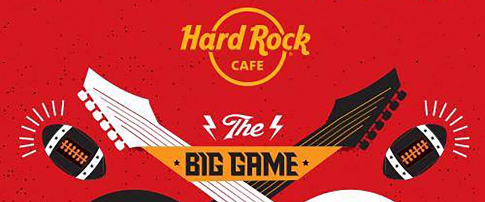 BIG GAME HARD ROCK