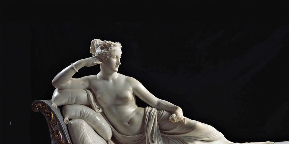 Galleria-Borghese-Antonio-Canova-Paolina-Bonaparte-Rome-Italy