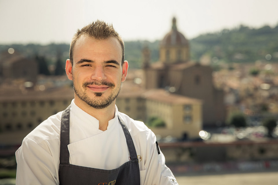 Executive Chef Matteo Lorenzini