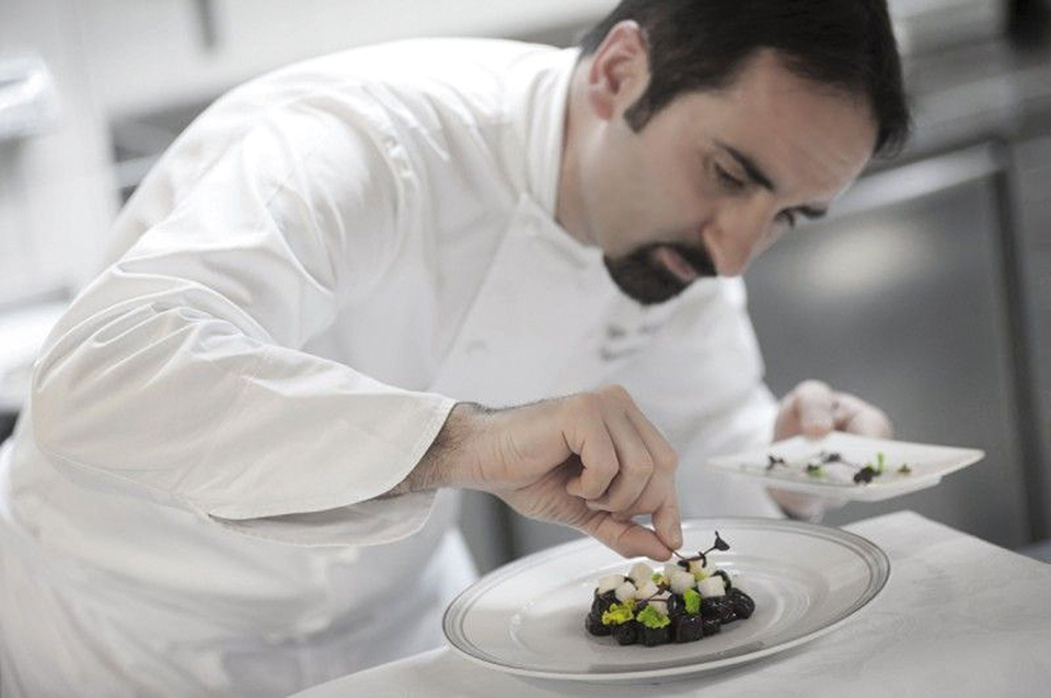 Executive Chef Vito Mollica