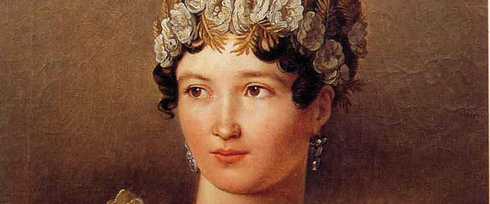 Paolina Bonaparte, Antonio Canova,  Museo Borghese, Roma