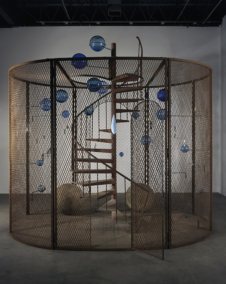 Louise Bourgeois - Cellula L'ultima scalata 2008 - Ph.  Christopher Burke © The Easton Foundation - VEGAP Madrid