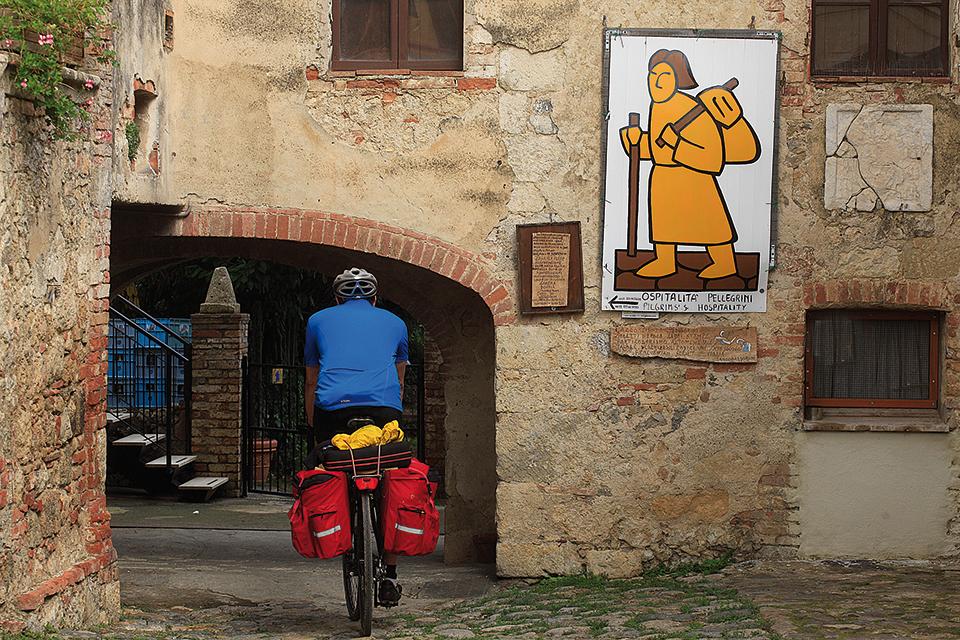 Monteriggioni (SI), Toscana, Italia, Europa