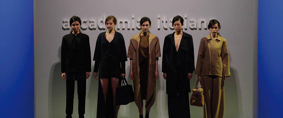 """Firenze. Accademia Italiana, Arte Moda Design """"Fashion Show"""". Sfilata degli allievi 2016 photo by Claudio Barontini"""