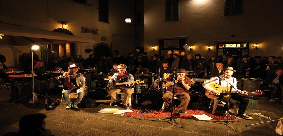 Fabrizio Berti Jug Band (c) Donatella Damiani