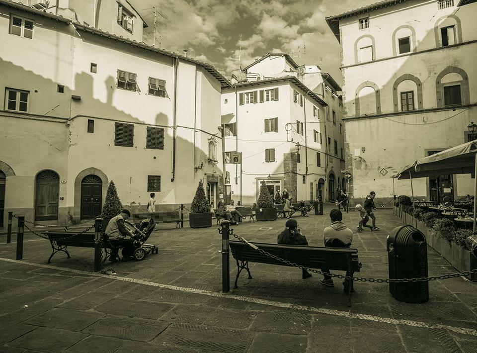 Piazza della Passera Seooia