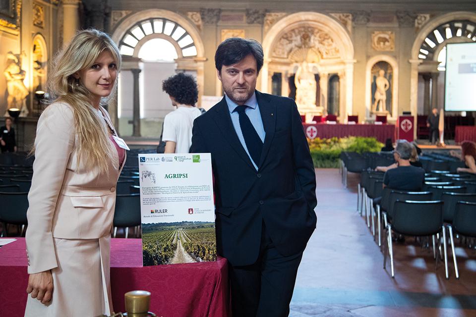 Clemente Pellegrini Strozzi Majorca and Laura Artusio