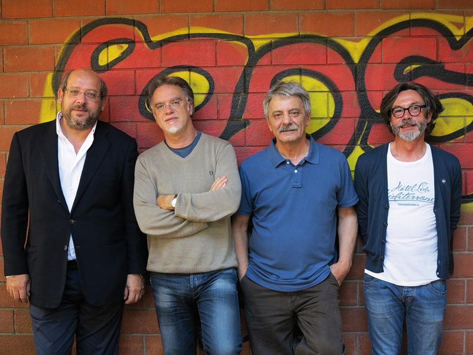 Living Coltrane Quartet Venerdi 9 Settembre, ore 21.30 Cortile del Museo Nazionale del Bargello (via del Proconsolo, 4)